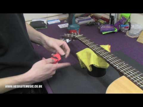 Absolute Music: Truss Rod Adjustment Tutorial