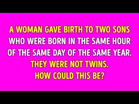 10 RIDDLES THAT WILL MAKE YOU THINK DIFFERENTLY