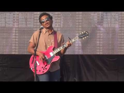 Benjamin Booker - Always Waiting Live Corona Capital Mexico 2015