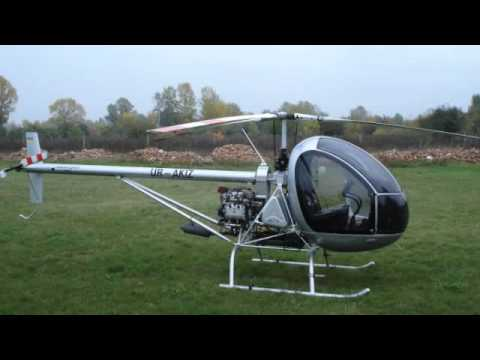 Ak 1-3 Aerocopter Canada