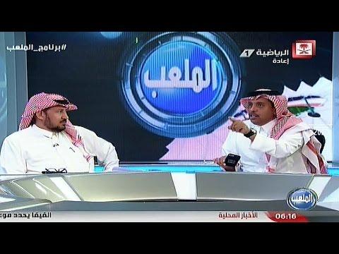 توفيق الخليفه الجريده ( الجزيره - الرياض - كهول الاعلام ) زرعت التعصب نقاش حاد مع الجحلان