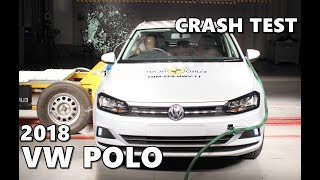 2018 Volkswagen Polo Crash Test, Safety Rating (NCAP)