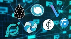 Top 10 Cryptocurrencies Set To Launch - June/July 2018