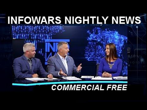 INFOWARS Nightly News Friday October 30 2015 - Commercial Free