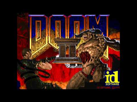 DOOM II  - Complete MIDI soundtrack (Roland SC-55). 1994. PC MS-DOS