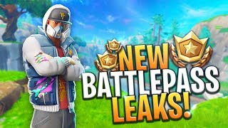 *NEW* LEAKED BATTLE PASS SEASON 4 CHALLENGES WEEK 3 - Fortnite: Battle Royale