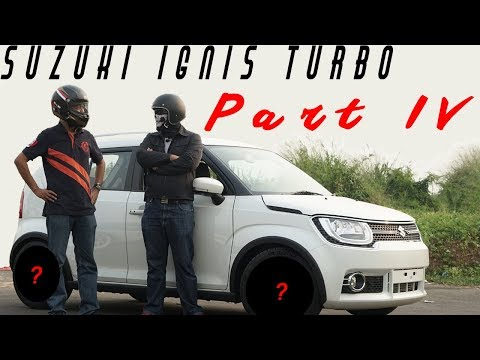 Suzuki Ignis Turbo Part 4