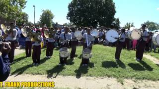 Central Ave. Parade - Washington High School Drumline (Rounds 1&2)