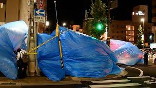 「背中を刺された」通報、救急搬送された28歳女性死亡 兵庫・尼崎