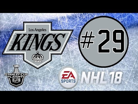 NHL 18 ~ Los Angeles Kings Franchise Mode ~ #29 (The Catalyst)