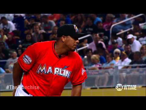 The Franchise: A Season with the Miami Marlins - Carlos Zambrano Spotlight