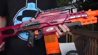 THE NERF VAMP CAM ECS-12 By: Drac