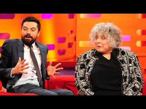 Professor Sprout Doesn't Know Dominic Cooper & Hates Mamma Mia!  Graham Norton  on BBC AMERICA