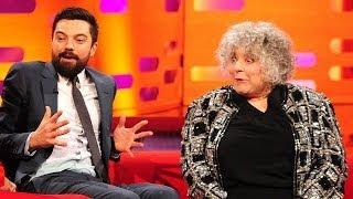 Professor Sprout Doesn't Know Dominic Cooper & Hates Mamma Mia! - Graham Norton Show on BBC AMERICA