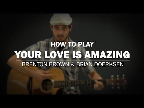 Hallelujah (Your Love is Amazing) chords by Vineyard - Worship Chords