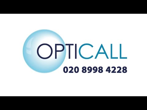 Opticall - Your home visiting Optician. Delivering the gift of optimum vision.