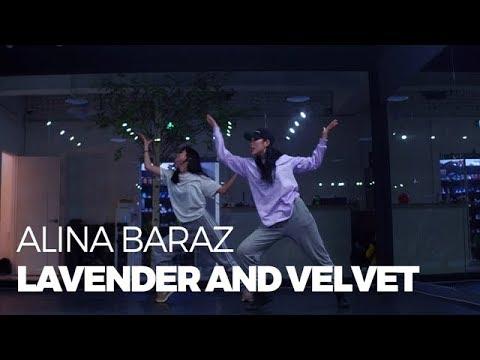 Alina Baraz  Lavender and Velvet choreographyYuri