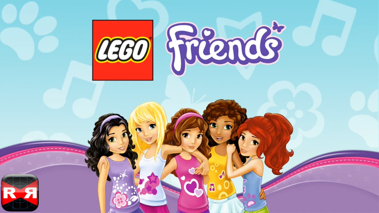 Lego Friends By Warner Bros Ios Iphoneipadipod Touch