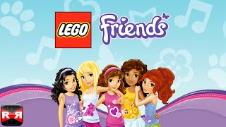 LEGO Friends (By Warner Bros.) - iOS - iPhone/iPad/iPod Touch Gameplay