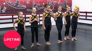 Dance Moms: ALDC-CADC Showdown (Season 5 Flashback) | Lifetime
