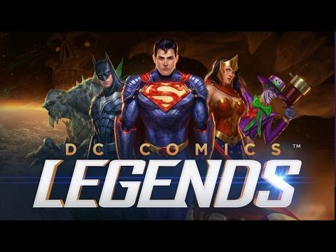 DC Legends (by Warner Bros.) - iOS/Android - HD Gameplay Trailer Chapter 1 Walk Through