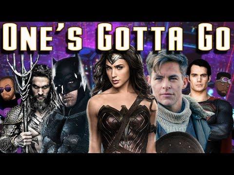 Wonder Woman Love Interests! Steve Trevor, Superman, Batman, & Aquaman | One