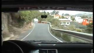 Rally Santa Brigida 2010 TC7
