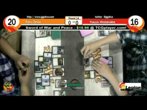 GP KC RD 14 TOny Chu vs Yuuya Wantanabe