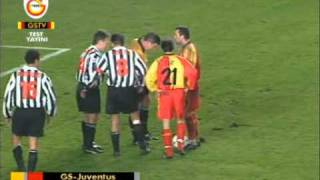 Galatasaray vs Juventus CL 1998 99 by Hagi10 10cigahagi part7 Son