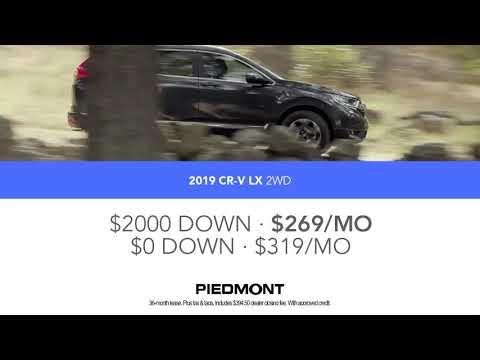 2019 Honda CR-V | 2019 Honda Accord | Special Offers