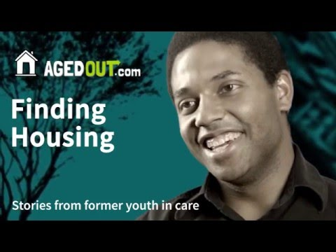 Aged Out - Tips for securing housing