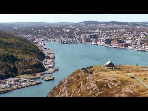 St John's in Newfoundland & Labrador