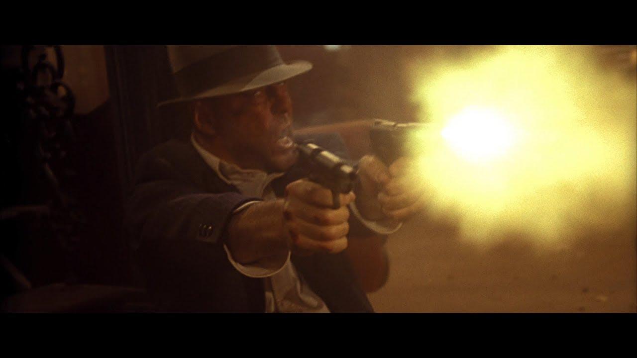 Last Man Standing - Crazy Hotel Shootout Scene (1080p) - YouTube