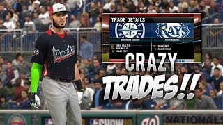 23 TRADED PLAYERS! | MLB The Show 18 Franchise Ep 10