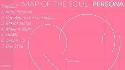 Map Of The Soul: Persona { FULL ALBUM ! }