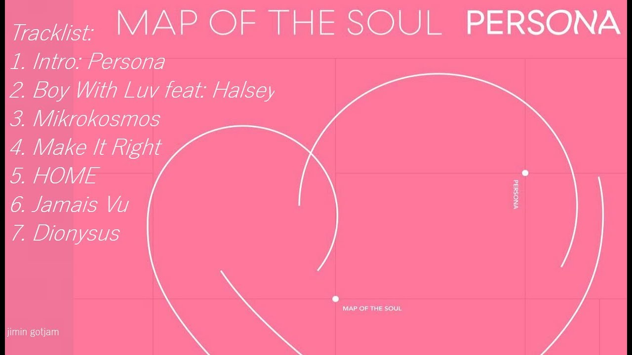 Download Map Of The Soul: Persona { FULL ALBUM ! }
