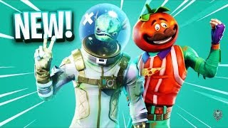 HOW TO GET 2 NEW SKINS* FROM FORTNITE BATTLE ROYALE!! | PEZ GUARD - GUARDIAN TOMATO !