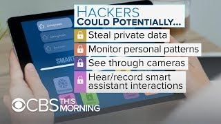 How to protect your smart home devices from security risks