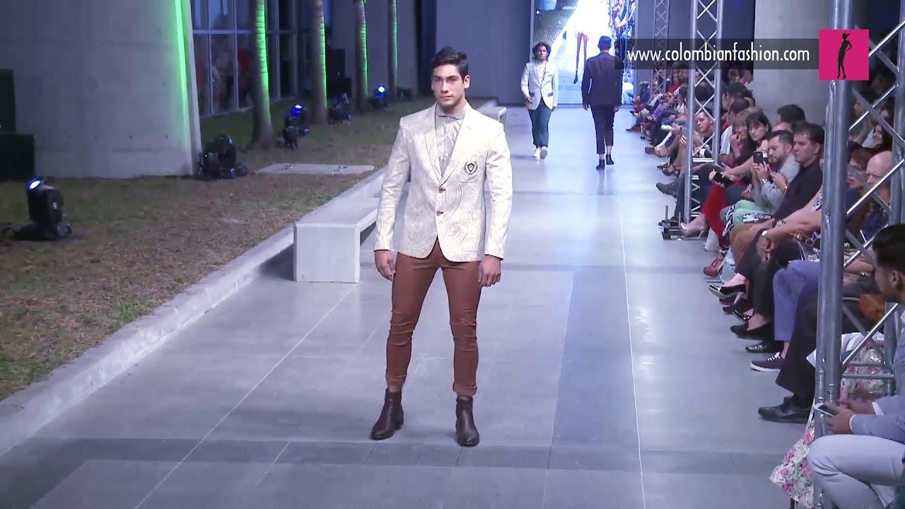 Pasarela Fernando Torres - Expomoda Ciudad de Palmira 2017