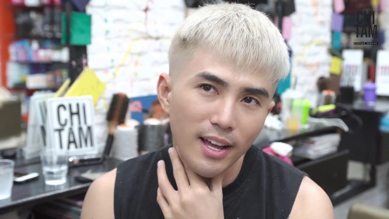 """CHÍ TÂM GROUP Hair Salon Chí Tâm – Will 365 """"Tôi Bị nghiện Tẩy Tóc """""""