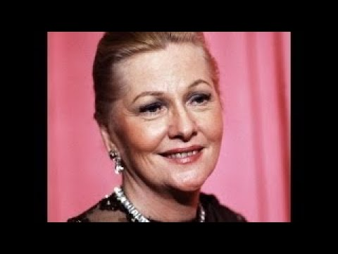 Joan Fontaine, 1977 TV Interview