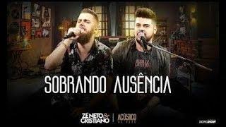 Baixar Zé Neto e Cristiano - SOBRANDO AUSÊNCIA - EP Acústico De Novo