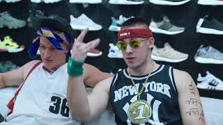 Interview/Sneaker Shopping s rapermi zo skupiny Spectrum