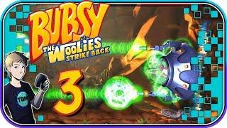 Bubsy: The Woolies Strike Back Walkthrough - Part 3: INTENSE BOSS!