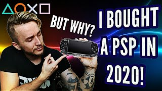 Why I Bought a PSP In 2020?