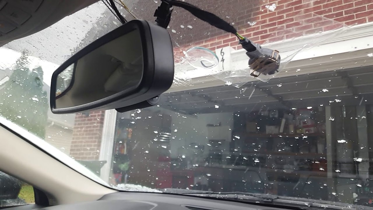 How I Installed Rain Sensor Wiper The Parts You Need Youtube Windshield Switch Further Solar Charge Controller Circuit