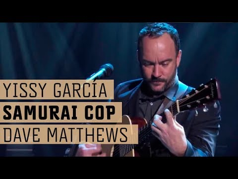 Yissy García & Dave Matthews  Samurai Cop   in Lincoln Center