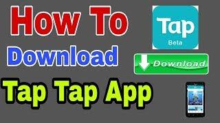 Gambar cover How To Download Tap Tap App In Mobile || Last version 2018 Urdu/Hindi