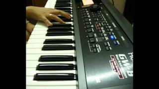 Love You Like A Love Song - Selena Gomez and The Scene(Piano Instrumental)