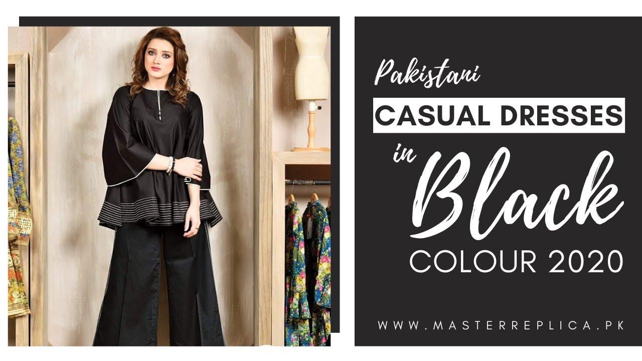 Black Colour 2020 | Black Dresses